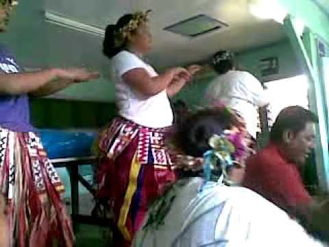 Tuvalu community in Samoa 2012