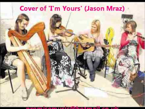 Promise Wedding Music - Cover of Jason Mraz I'm Yours