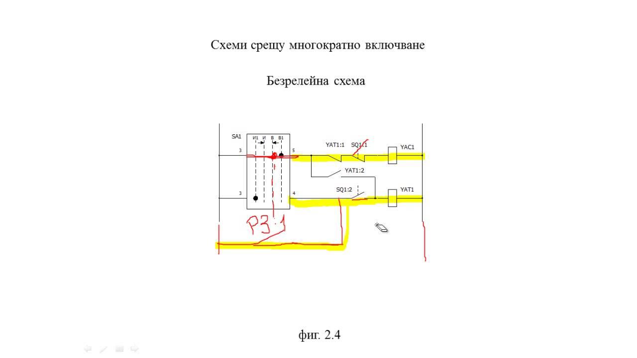 Circuit Breaker wiring diagrams and antipumping interlocks