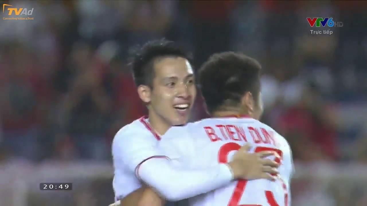 Highlight Chung kết bóng đá nam Sea games 30 U22 Việt Nam vs Indonesia| Tấm huy chương vàng 10