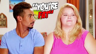 10 Embarrassing Moments Ever to Happen on 90 Day Fiance