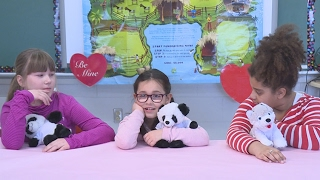 Kids share advice on love, relationships this Valentine's Day