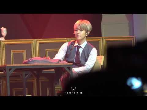 [4K] 180603 엑소 ElyXiOn In Hong Kong - Sing For You - Baekhyun 백현 Focus Fancam 직캠