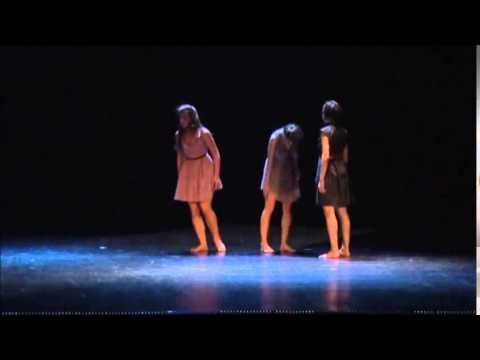 Ballet Arabesque - Three cups