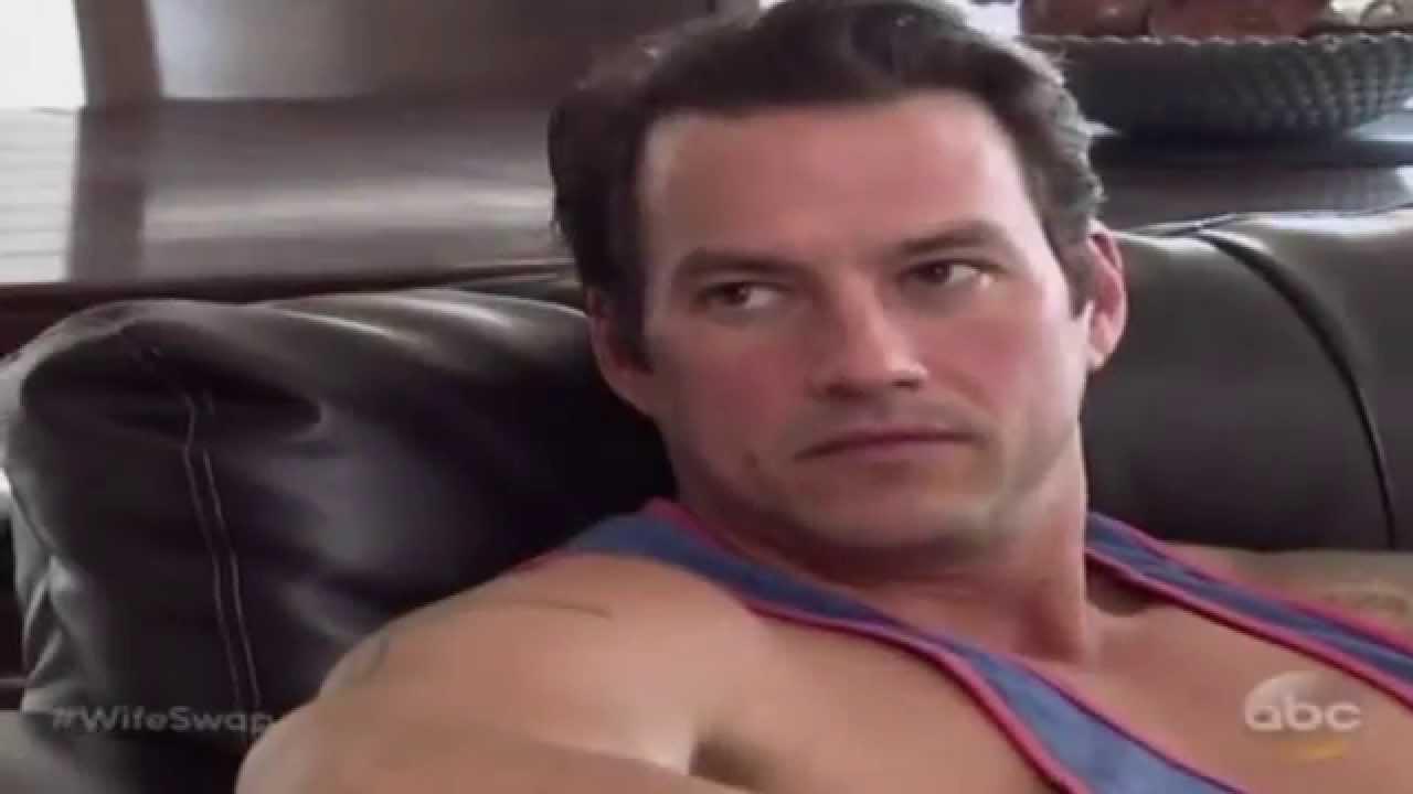 Tyler christopher celebrity wife swap