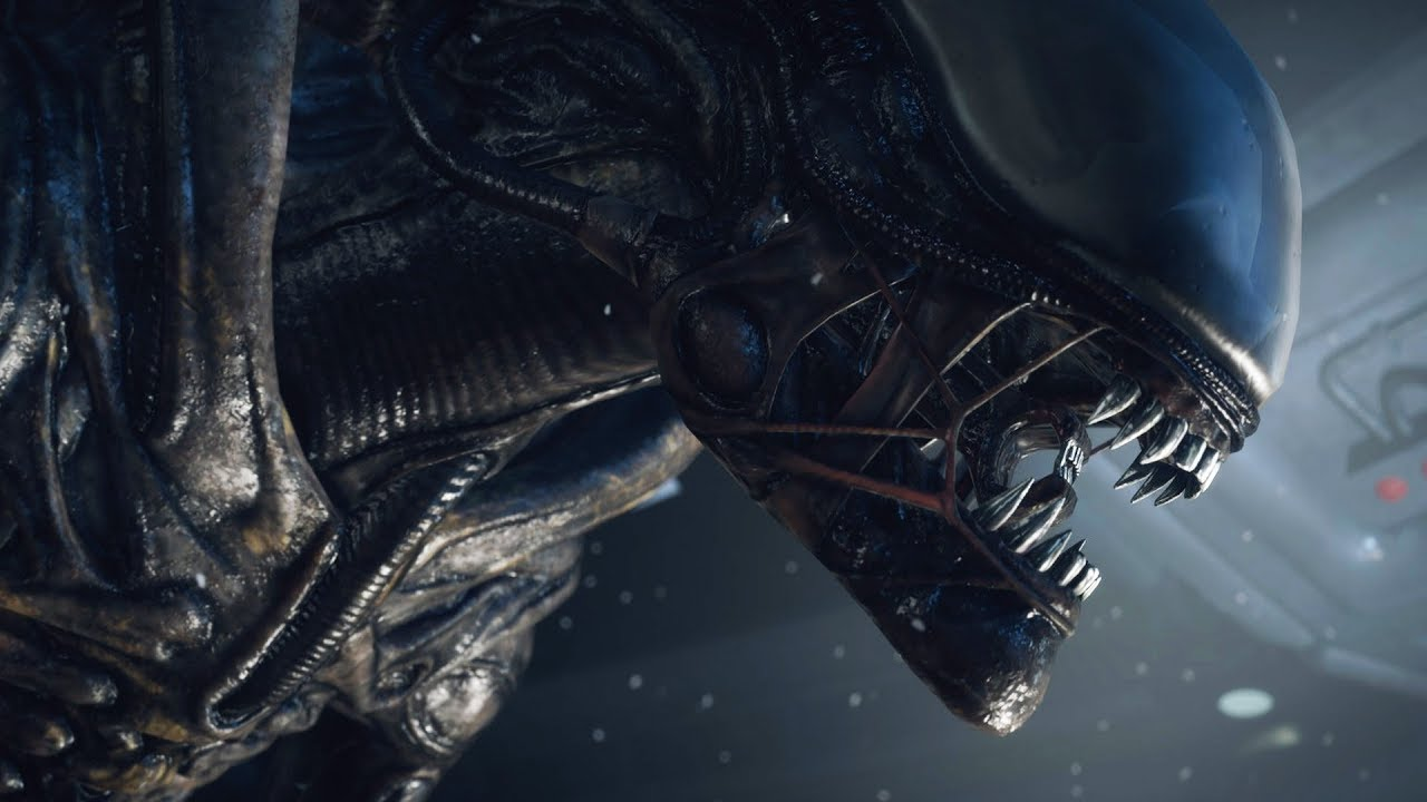 Alien: isolation ps4 pro 60fps (boost mode) gameplay pl youtube.