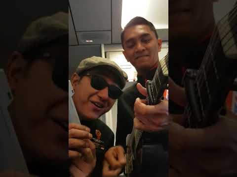 Air asia karaoke bali to perth