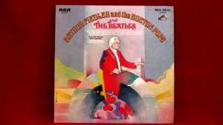 ARTHUR FIEDLER AND THE BOSTON POPS- PLAY THE BEATLES