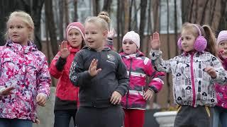 Поздравление для учителей в День учителя - от учеников танцевальной школы MTI Dance School Мурманск