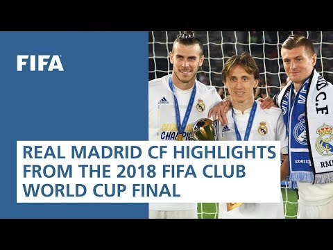 Real Madrid | FIFA Club World Cup Final 2018