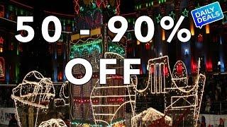 LED Lights, Christmas Lights, Outdoor Christmas Lights ► The Deal Guy