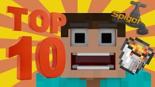 Minecraft - TOP 10 Bukkit/Spigot Lobby Plugins 2017 - 1.8.x / 1.13.x