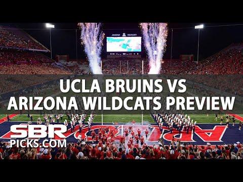 College Football Picks | UCLA Bruins vs Arizona Wildcats