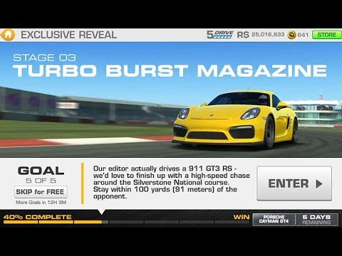 RR3–FLASHBACK EVENTS–EXCLUSIVE REVEAL(v5.5.0)–STAGE 3.5(TURBO BURST MAGAZINE)–Head To Head