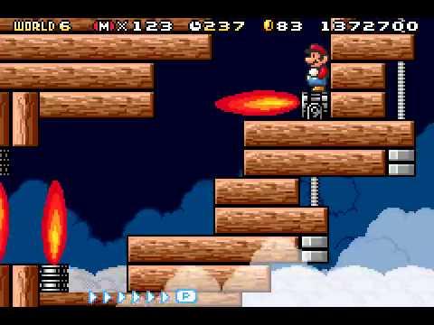 Game Boy Advance Longplay [046] Super Mario Advance 4: Super Mario Bros 3