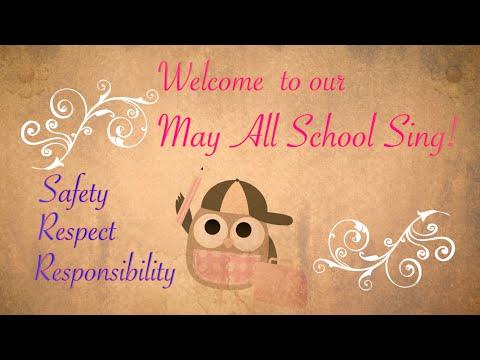 Enfield Village School: May All School Sing