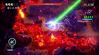 Nex Machina - Helltron (Boss fight #03 )