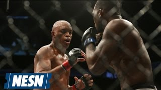 Anderson Silva To Fight Kelvin Gastelum At UFC 212