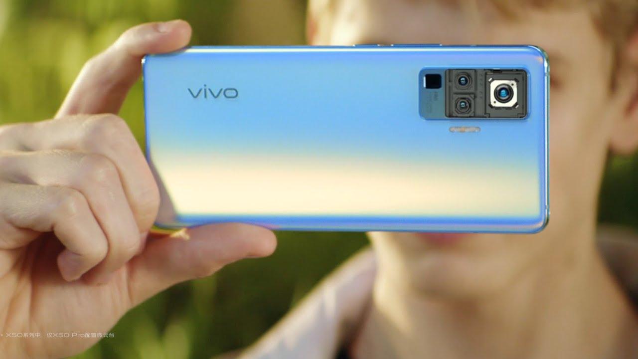 vivo X50 Pro live photos surface, as do specs for the vanilla X50 ...