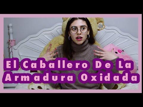 EL CABALLERO DE LA ARMADURA OXIDADA - ROBERT FISHER- RESEÑA