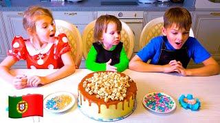 Cinco Crianças Aniversário e Os melhores vídeos de Cinco Crianças!
