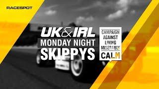UK&I Monday Night Skippys | Round 6 at Donington Park