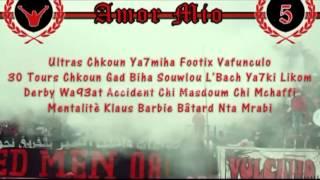 top 3 chants ultras maroc 2division 2013 2014