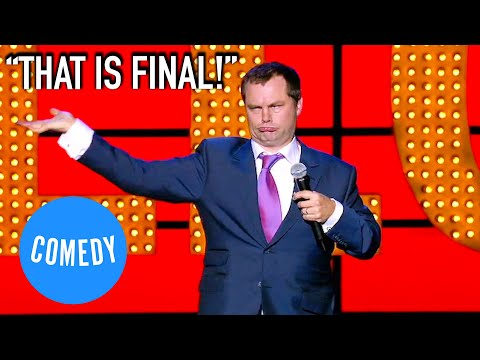Jack Dee Does NOT Have A Drinking Problem | Universal Comedy