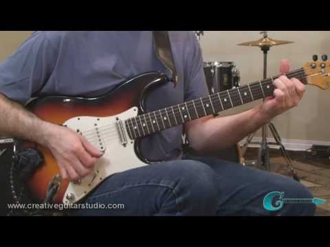 GUITAR TECHNIQUE: Silent Bend and Release