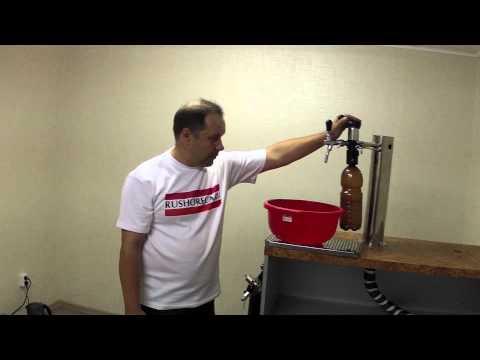 Промывка оборудования для разливного пива