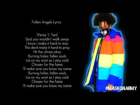 Ayo & Teo - Fallen Angels lyrics [official lyrics]