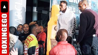 TOO TURNT!!! JERMELL CHARLO HAS TO BE CALMED DOWN BY BRO JERMALL