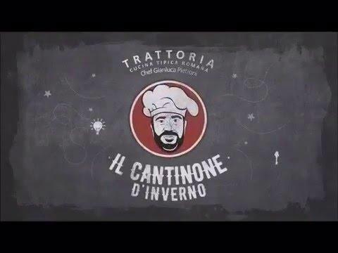 Il cantinone d 39 inverno trattoria cucina tipica romana for Cucina atipica roma