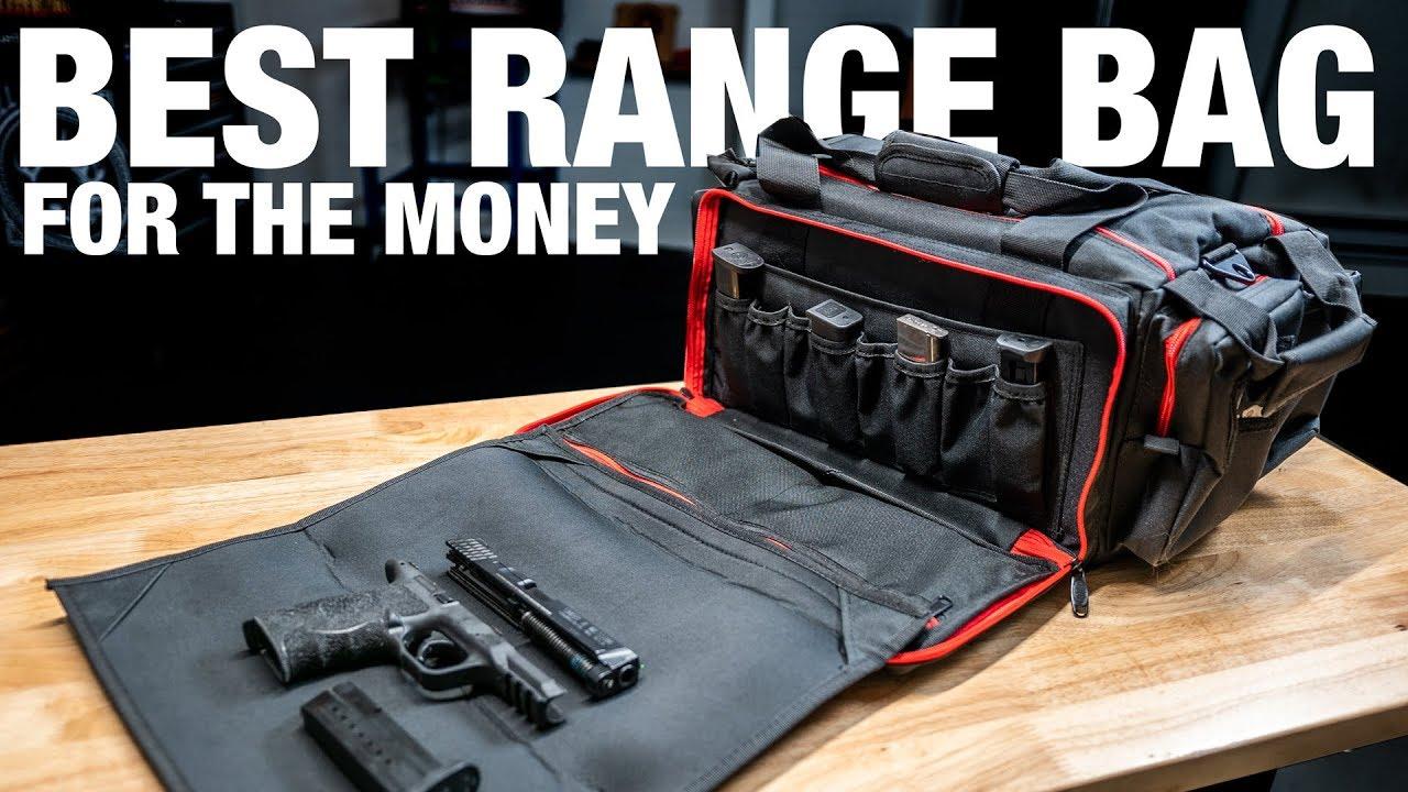 Best Range Bag For The Money Utg Shooting Review