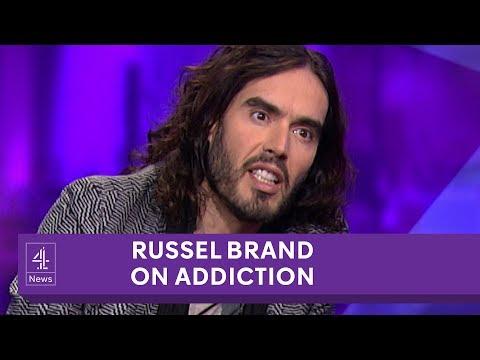 Russell Brand on drug addiction, Jimmy Savile & yoga