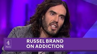 Russell Brand on drug addiction, Jimmy Savile & yoga