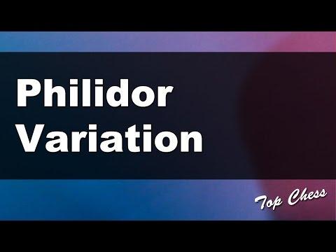 Chess Online - Bishop's opening, Philidor variation