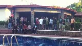 dragon en costa rica, fraktal kaos event 2013