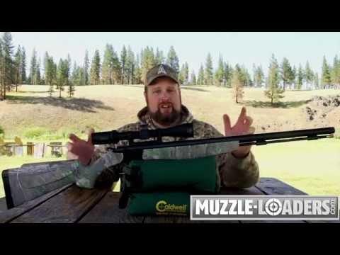 CVA™ Optima V2 Nitride Muzzleloader Rifle Review - Muzzle-Loaders.com