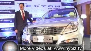 Mahindra & Mahindra SsangYong Rexton Car, Bangalore - hybiz.tv
