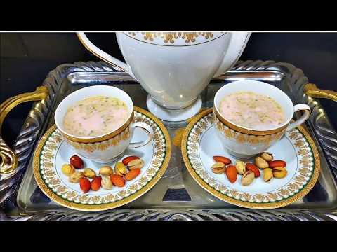 Kashmiri Chai | Pink Tea ☕