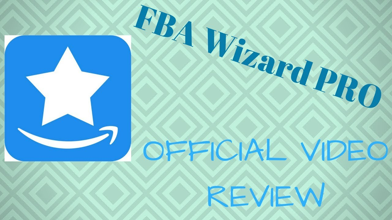 Download FBA WIzard Pro Review