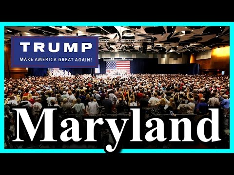 LIVE Donald Trump Berlin Maryland Rally Stephen Decatur Ocean City FULL SPEECH HD STREAM ✔