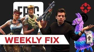 Áll a bál az Epic Games Store körül + NYEREMÉNYJÁTÉK - IGN Hungary Weekly Fix (2019/5. hét)
