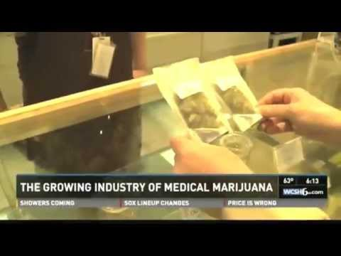 Shedding light on Maine's growing medical marijuana industry