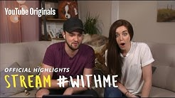 Ali A vs Clare Siobhan Racing Challenge | Stream #WithMe