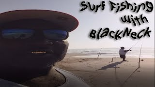 Black Neck Fishing | Pensacola, Fl | Surf Fishing | Gulf Coast Fishing