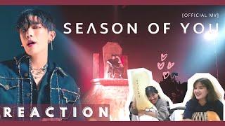 Download lagu [REACTION] MV Mew Suppasit - Season of you (ทุกฤดู) จะกี่ฤดูก็รักเธอ อรั้ยยย