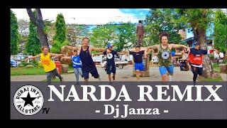 Narda Remix | Dj Janza | Zumba® Fitness | Pinoy Pop | Dance Fitness |Alfredo Jay & Oliver