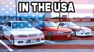TAKING THE SKYLINE TO AMERICA!